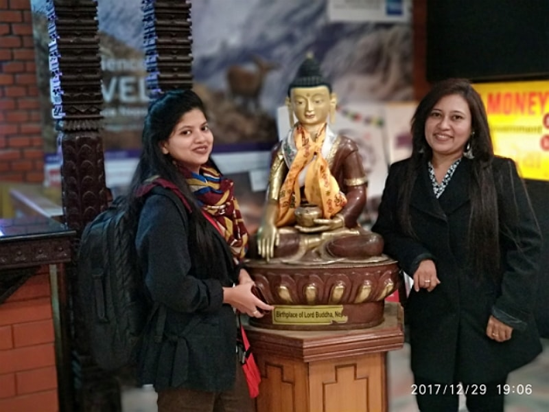 At Tribhuban Airport, Nepal (2)