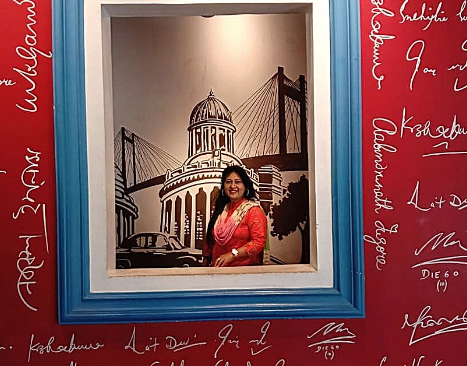 Kolkata Is The Most Interesting To Visit Places  Wax museum