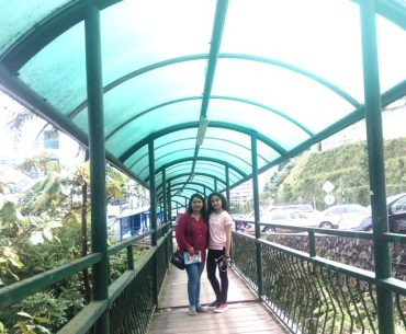 Genting Highlands is a high hill station