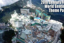 20th Century Fox World In Malaysia is one of favourite destination in the world