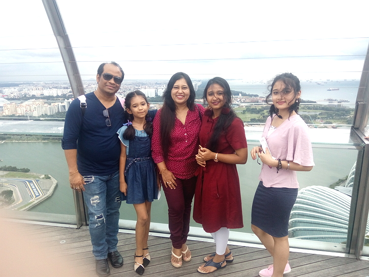 Places to visit in Singapore with family of Asia