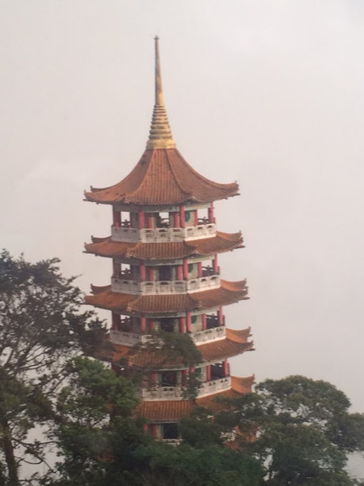 Chin Swee Temple view Genting Highlands