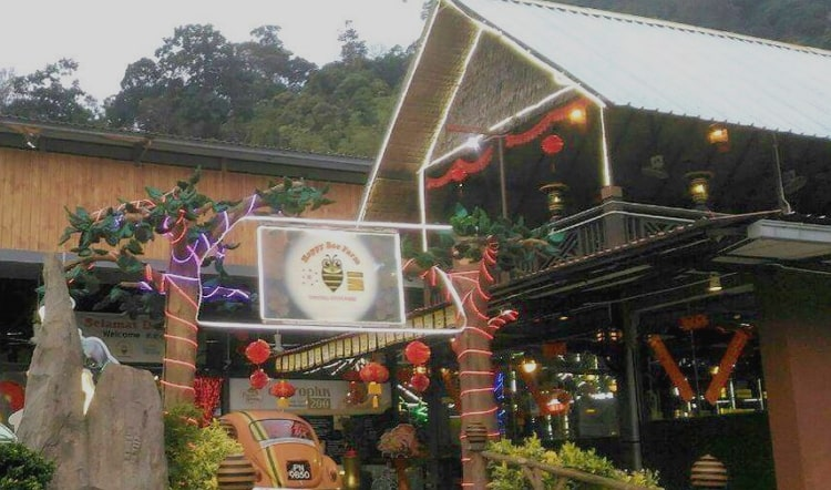 Happy Bee Farm at Resort world Genting highlands Malaysia