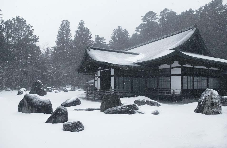 Cold weather and warm spirits things to do in Japan