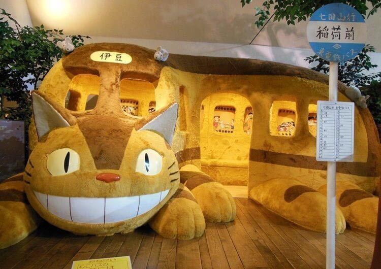 Ghibli Museum Mitaka a world of dreams wonder and curiosity things to do in Japan