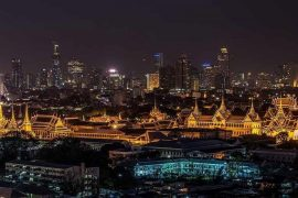 Night view Best Attractions Things To Do In Bangkok 2020