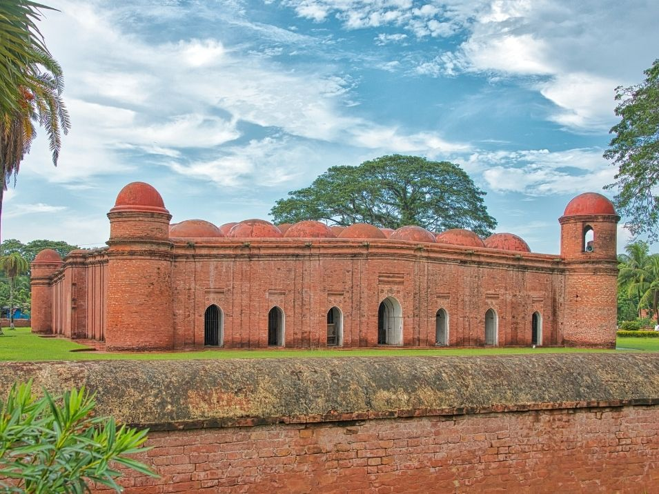 Bagerhat is an historical tourist spot in Bangladesh