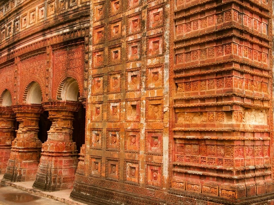 Puthia is a culturally rich tourist spot in Bangladesh