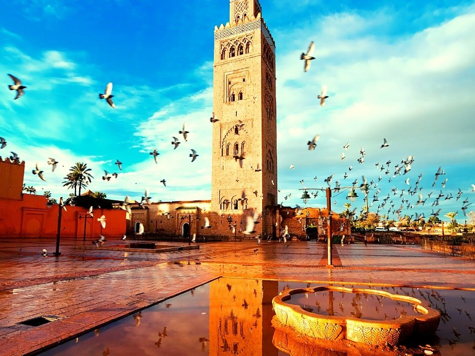 Visit To Enjoy 10 Days in Morocco